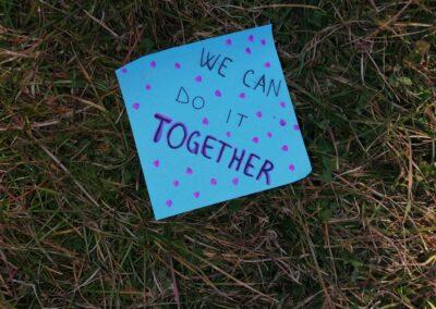 I nostri studenti ci credono: insieme ce la faremo!