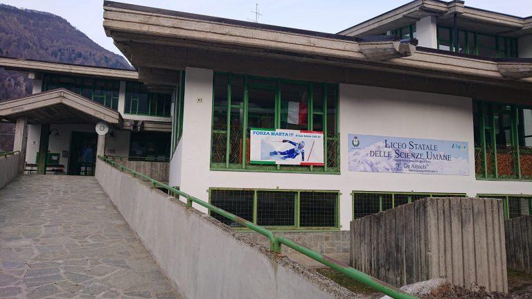 Il Liceo sportivo di Limone è per la prima volta senza pluriclassi