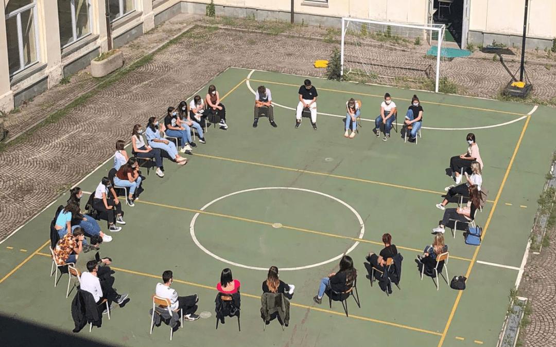 """Progetto PCTO con la Comunità residenziale """"Valentina"""""""